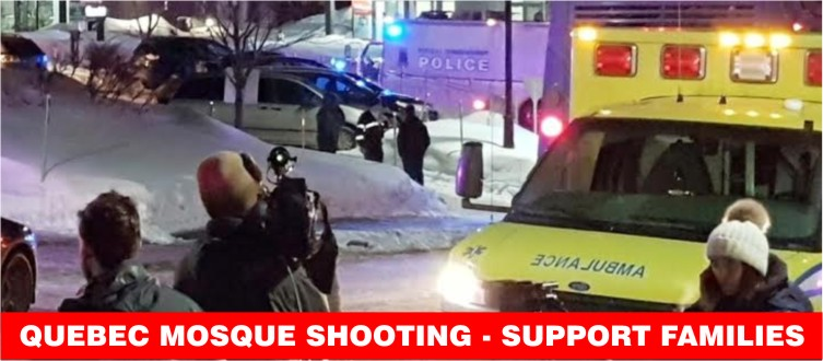 Mosque Shooting Video Gallery: Quebec Mosque Shooting