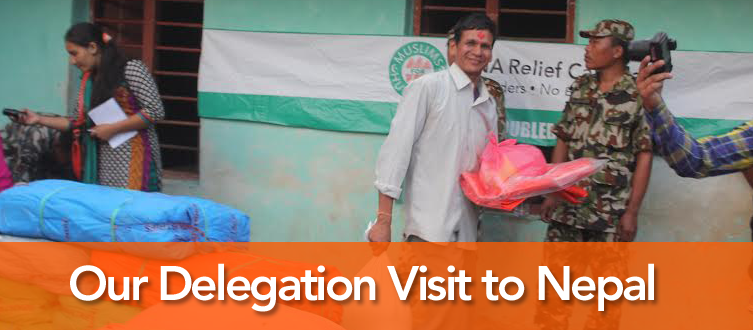 Our Delegation Visit to Nepal